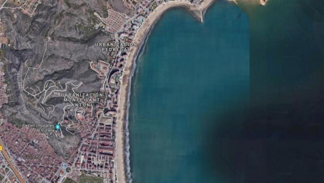 Playas de Cullera.