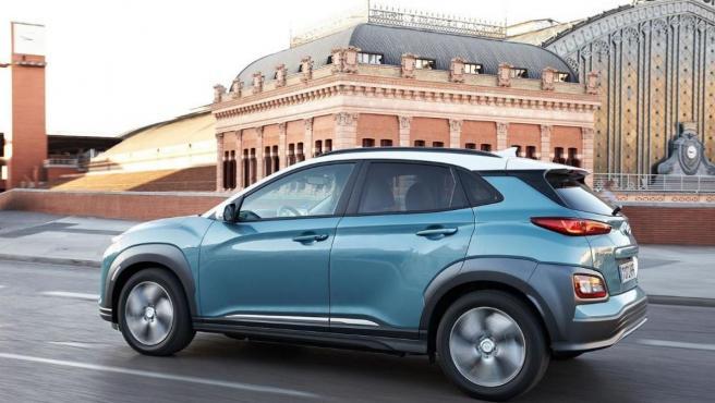 Hyundai Kona: el primer SUV compacto de Europa 100% eléctrico.