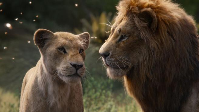 'El rey león' hace oír su rugido en toda la taquilla