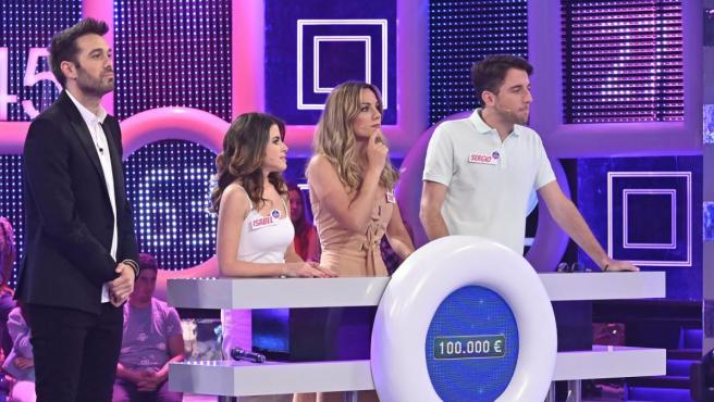 Dani Martínez, Edurne y los concursantes, en el especial 'El concurso del año'.
