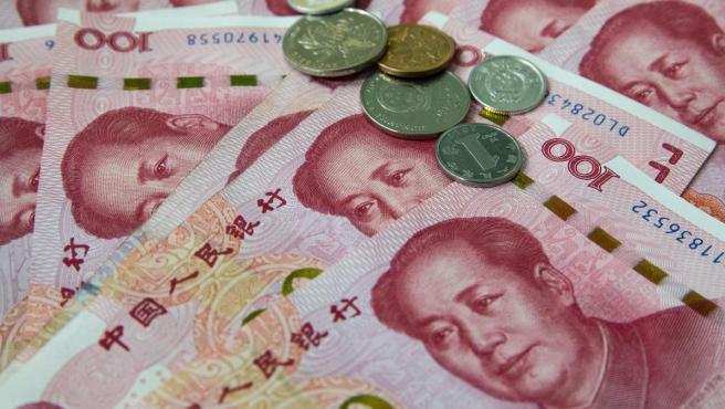 Mondedas chinas, yuanes