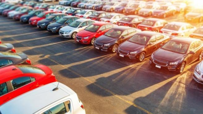 Castilla-La Mancha, Comunidad de Madrid, Cataluña y Navarra lideran las ventas de coches usados.