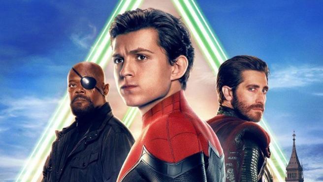 'Spider-Man: Lejos de casa' también trepa hasta lo más alto de la taquilla en España
