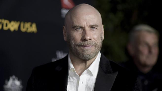 El actor John Travolta, en 2019.