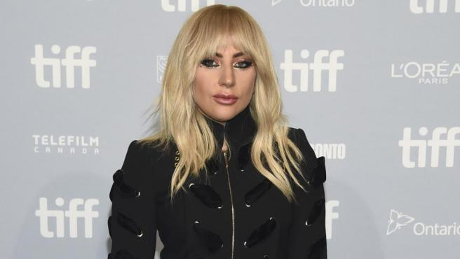 Lady Gaga, en el Festival de Cine de Toronto.