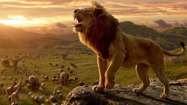'El rey león' ya es la película animada más taquillera de la historia