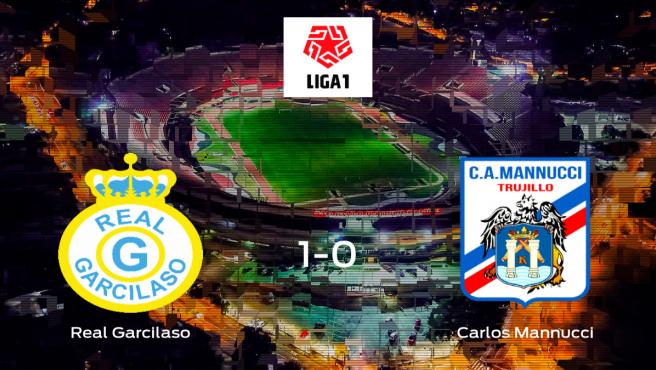 El Real Garcilaso derrota en casa al Carlos Mannucci por 1-0