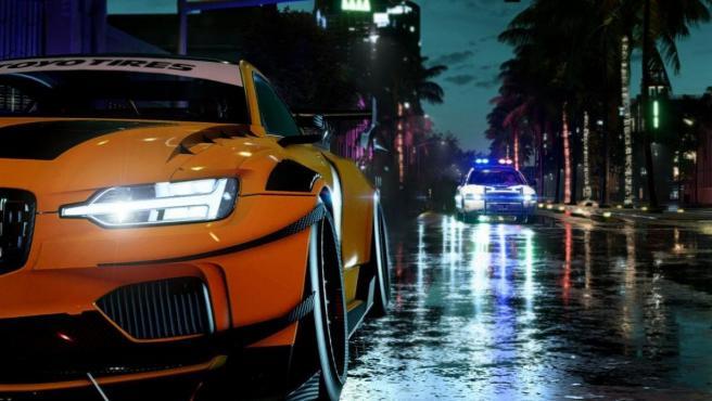 La nueva aventura de 'Need For Speed' se desarrolla en Palm City.