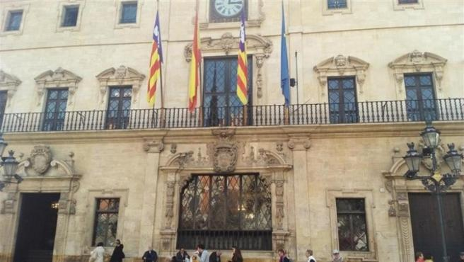 Foto de recurso de la fachada del Ayuntamiento