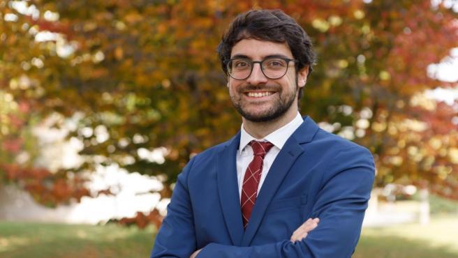 Miguel Araiz, investigador del Instituto de Smart Cities (ISC) de la Universidad Pública de Navarra (UPNA).