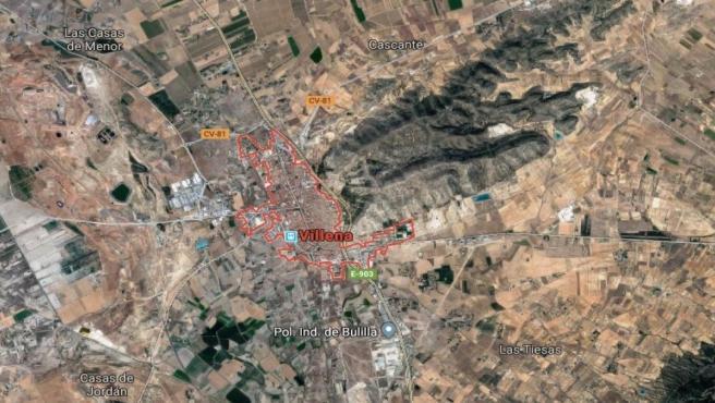 Alicante.- Sucesos.- Un hombre de 40 años herido tras ser arrollado en la A-31 a la altura de Villena