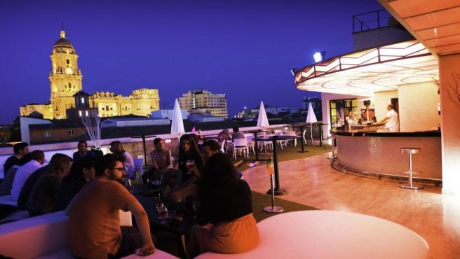 Un hotel de Málaga capital