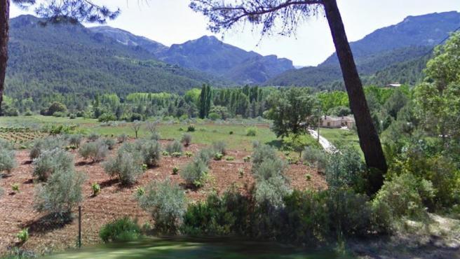 Paraje cercano a Yeste, Albacete.