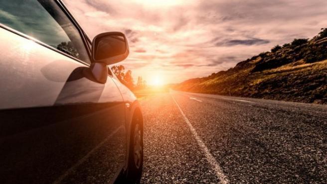 Los rayos ultravioletas también afectan al coche.