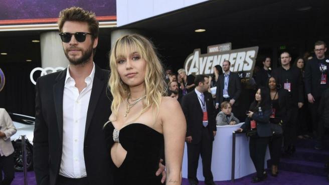"""<p>""""Liam y Miley han decidido separarse. Ambos han decidido que esto es lo mejor para ellos y sus carreras (...)"""", reza el comunicado realizado por el representante de la artista. Se casaron el pasado mes de diciembre.</p>"""