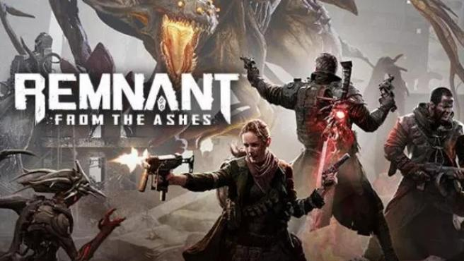 Videojuego Remmant: From the Ashes.