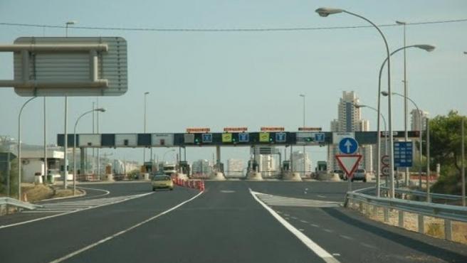Peaje autopista AP-7