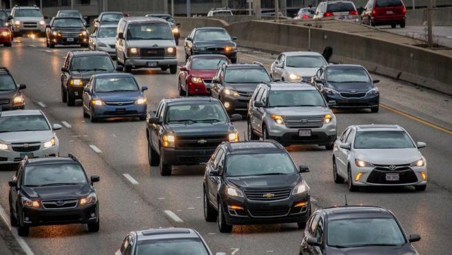 El parque de vehículos se incrementa un 2,2% en comparación con 2017.