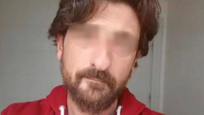 Tomás, el presunto asesino de una mujer en el barrio madrileño de Tetuán.
