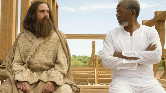 Una imagen de la película 'Sigo como Dios'.