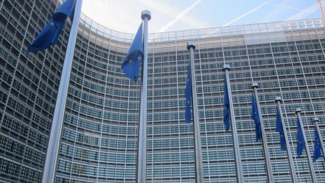 <p>Sede de la Comisión Europea en Bruselas.</p>