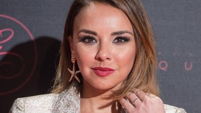 La cantante Chenoa, en mayo de 2019.