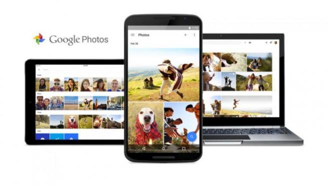 Google Fotos es una aplicación de intercambio y almacenamiento de fotos y vídeos.