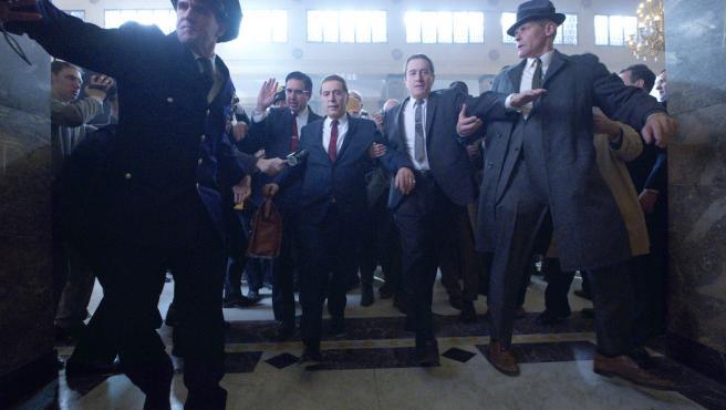 'El irlandés', de Scorsese, desata (de nuevo) la guerra entre Netflix y los cines