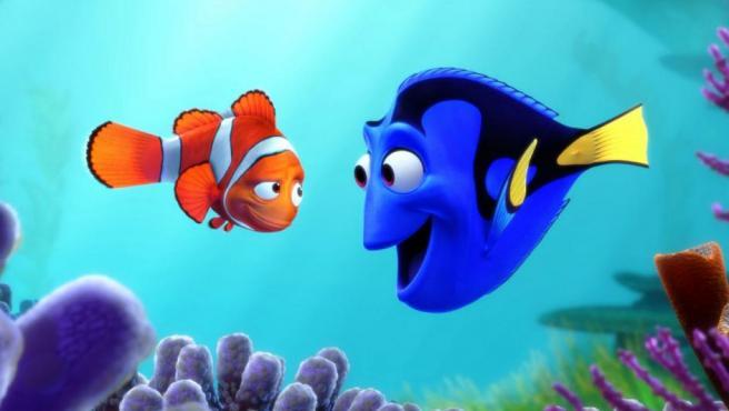 'Buscando a Nemo', con sus 940,3 millones de dólares recaudados en todo el mundo, ocupa la duodécima posición de la lista de taquillazos de animación.