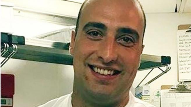 El chef Andrea Zamperoni