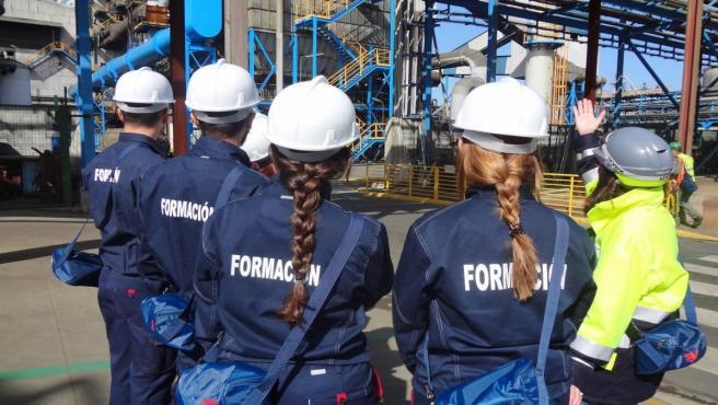 Formación de FP Dual en Atlantic Copper.