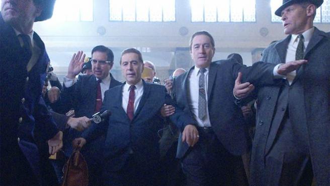 'El irlandés' se estrena el 27 de noviembre en Netflix