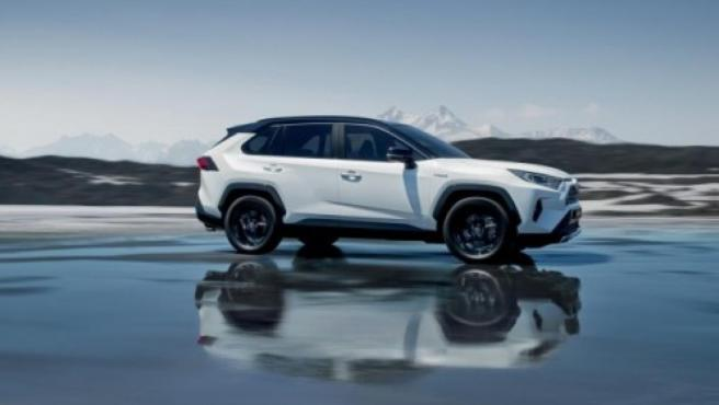 Toyota celebra en 2019 el 25 aniversario del lanzamiento de su modelo todocamino RAV4.