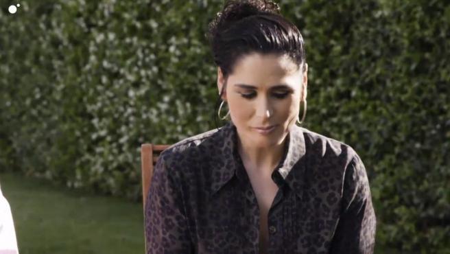 Rosa López, en 'Ven a cenar conmigo: Gourmet edition'.