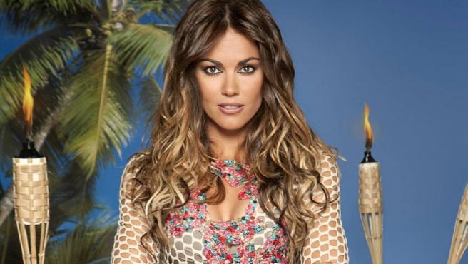 Lara Álvarez, presentadora de 'Supervivientes'.