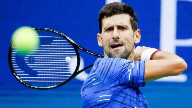Djokoic, en el US Open