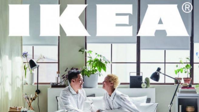 Portada del catálogo de Ikea desde septiembre de 2019.
