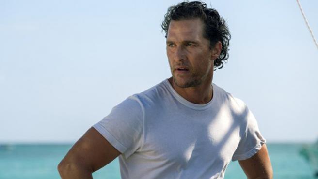 Matthew McConaughey saca plaza como profesor universitario