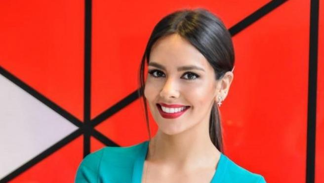 La Presentadora Cristina Pedroche