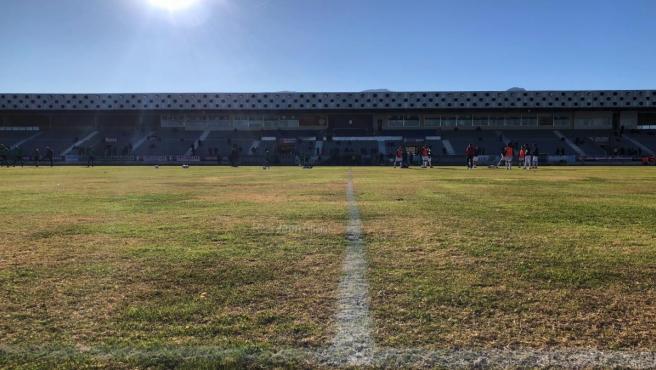 Estadio de La Victoria del Real Jaén