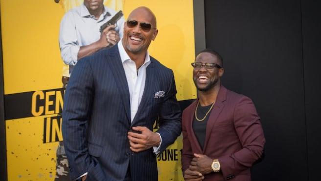 Hollywood se vuelca en apoyo a Kevin Hart tras su grave accidente