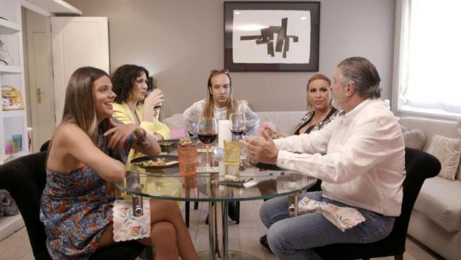 Aless Gibaja deleitará a sus invitados con sus dotes culinarias en 'Ven a cenar conmigo: Gourmet Edition'