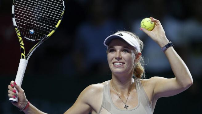 Finalmente en 2018 la tenista danesa consiguió por fin ganar su primer Grand Slam. Siempre ha sido también muy cotizada por los patrocinadores, por lo que sus ingresos se reparten de una manera equilibrada. Son 7,5 millones de dólares (6,7 millones de euros), de los cuales 3,5 es de premios y 4 de publicidad.