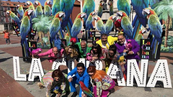 La Cubana presenta 'Adiós Arturo' en la Plaza Mayor de Valladolid