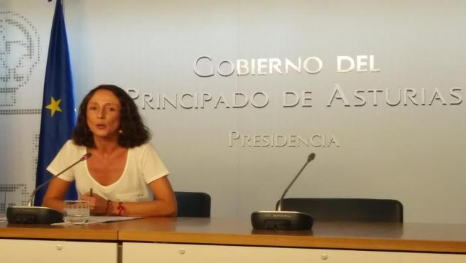 Melania Álvarez.