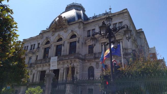 Jornadas de Puertas Abiertas en la Junta General del Principado de Asturias.