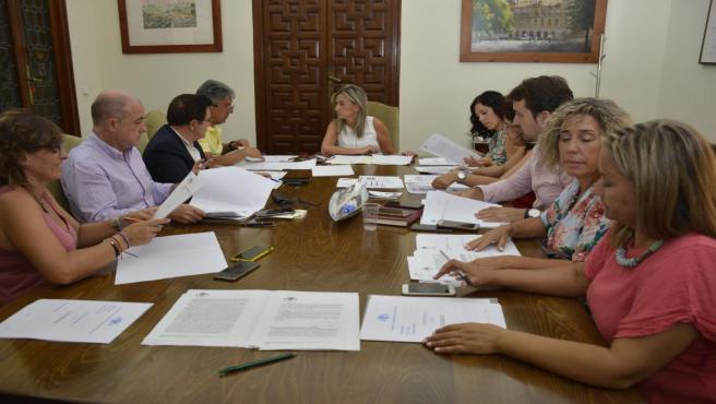 Junta de Gobierno Local del Ayuntamiento de Toledo