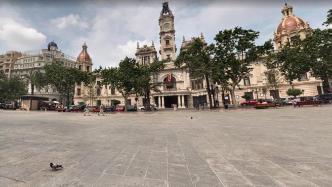 Plaza de l'Ajuntament de València