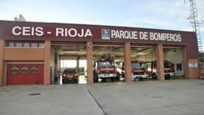 Bomberos CEIS Rioja