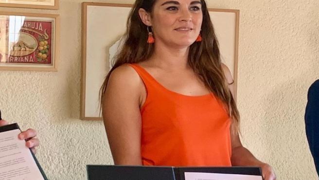 La consellera de Agricultura, desarrollo Rural, Emergencia Climática y Transcición Ecológica, Mireia Mollà